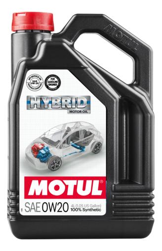 Huile moteur MOTUL 107142 (X1)