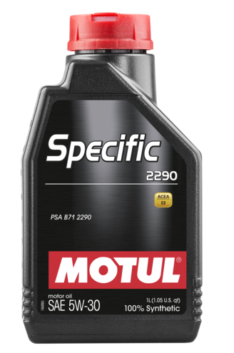 Huile moteur MOTUL 109324 (X1)
