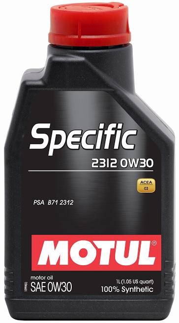 Huile moteur MOTUL 106413 (X1)