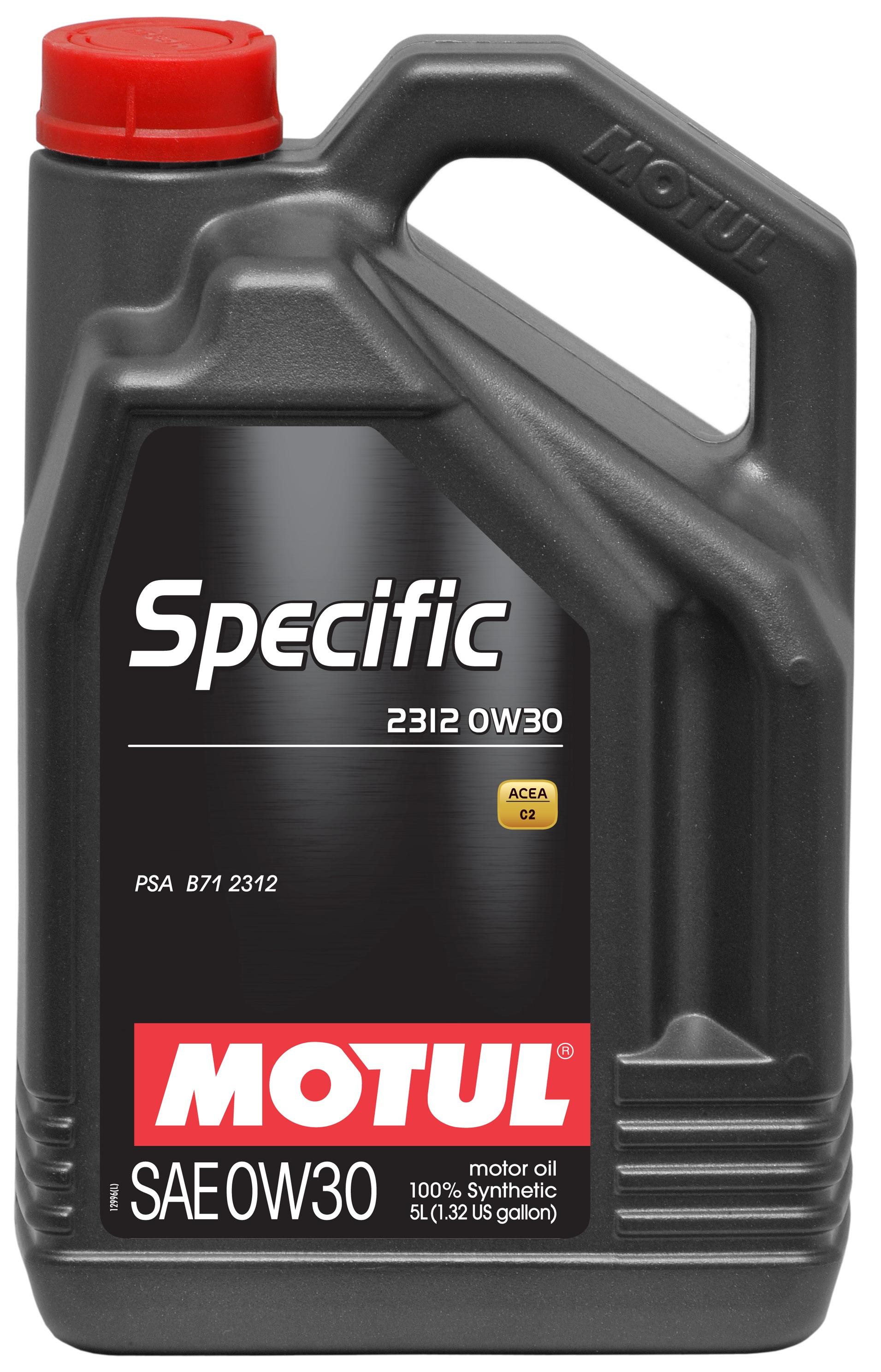 Huile moteur MOTUL 106414 (X1)