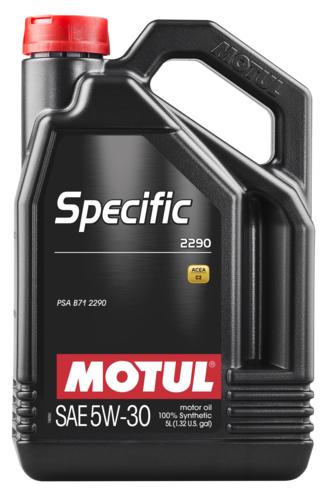 Huile moteur MOTUL 109325 (X1)