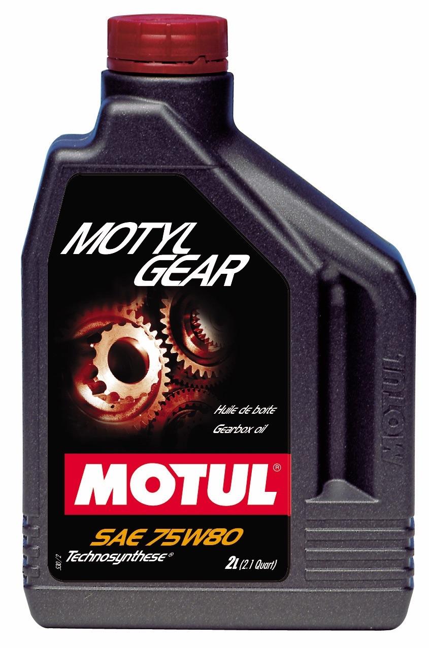 Huile de boite de vitesse MOTUL 101155 (X1)