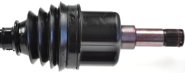 Cardans (arbre de transmission) SPIDAN 25180 (X1)