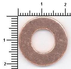 Joint de bouchon de vidange ELRING 108.502 (X1)