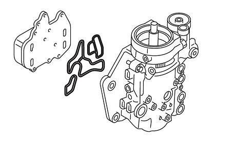 Filtre a carburant ELRING 340.330 (X1)