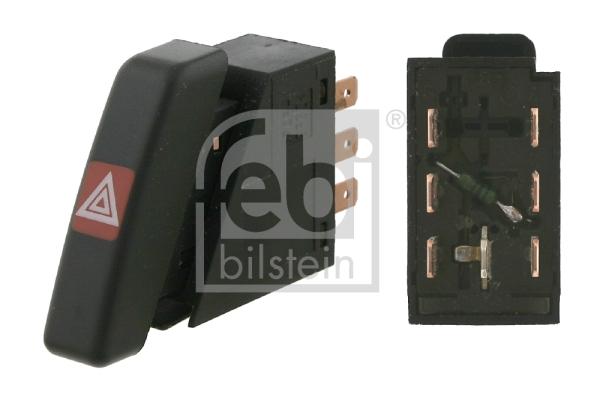 Commandes Eclairages / Signalisation/ Essuyage FEBI BILSTEIN 01515 (X1)