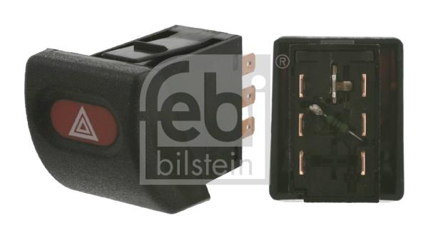 Commandes Eclairages / Signalisation/ Essuyage FEBI BILSTEIN 01565 (X1)