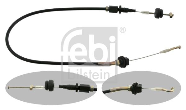 Cable d'accelerateur FEBI BILSTEIN 01763 (X1)