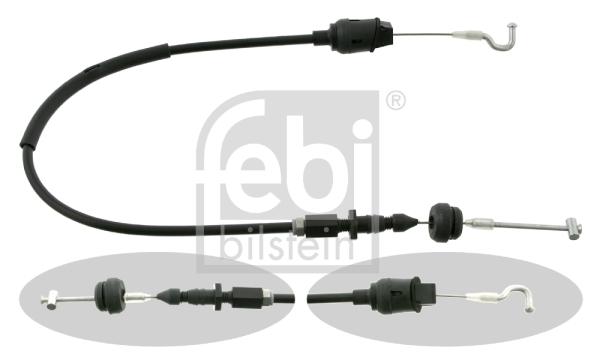 Cable d'accelerateur FEBI BILSTEIN 01764 (X1)
