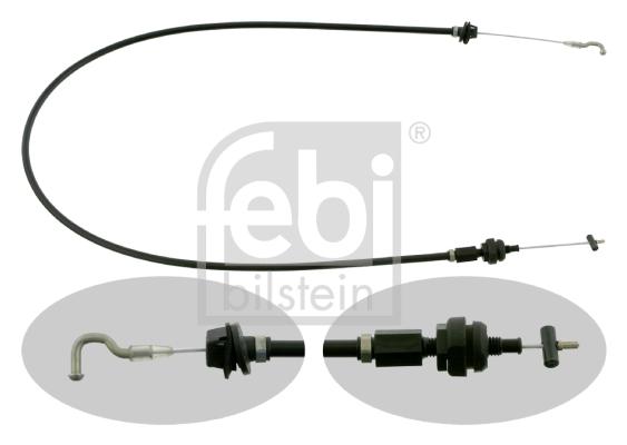 Cable d'accelerateur FEBI BILSTEIN 01767 (X1)