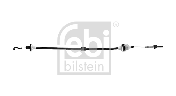 Cable d'embrayage FEBI BILSTEIN 04222 (X1)