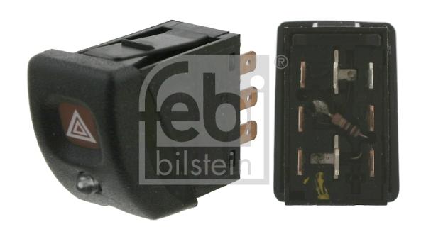 Commandes Eclairages / Signalisation/ Essuyage FEBI BILSTEIN 04718 (X1)