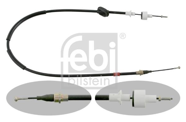 Cable d'embrayage FEBI BILSTEIN 06236 (X1)