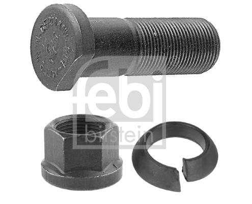 Ecrou / Boulon de roue FEBI BILSTEIN 06281 (X1)