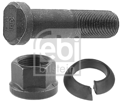 Ecrou / Boulon de roue FEBI BILSTEIN 06287 (X1)