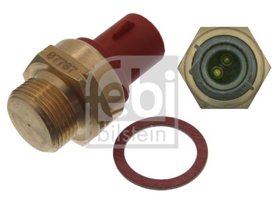 Interrupteur de temperature, ventilateur de radiateur FEBI BILSTEIN 07787 (X1)