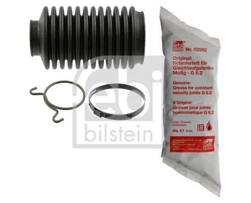Joints soufflets direction - crémaillère FEBI BILSTEIN 08498 (X1)