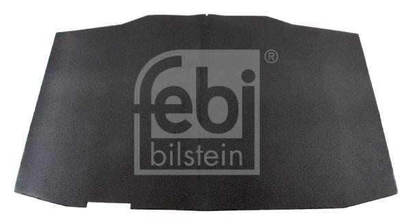 Insonorisant capot moteur FEBI BILSTEIN 08908 (X1)