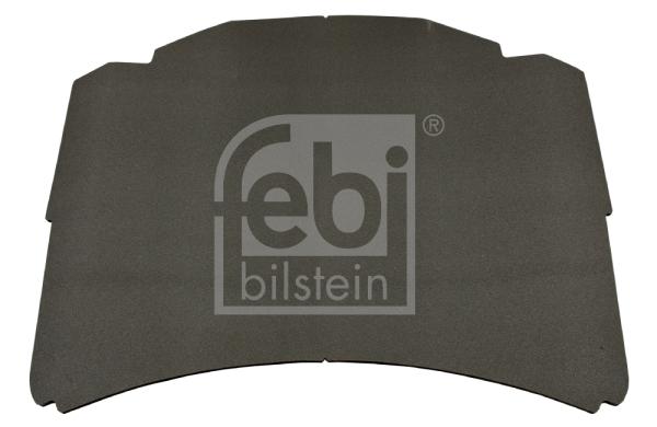 Insonorisant capot moteur FEBI BILSTEIN 09505 (X1)