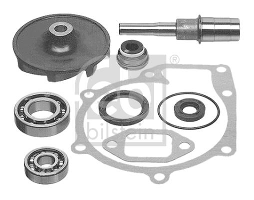 Kit de réparation, pompe à eau FEBI BILSTEIN 09811 (X1)