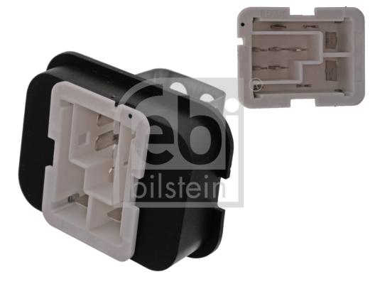 Resistance moteur de ventilateur de chauffage FEBI BILSTEIN 100048 (X1)