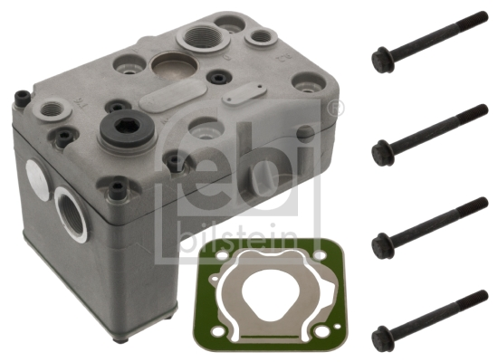 Divers compresseur pneumatique (suspensions) FEBI BILSTEIN 100293 (X1)