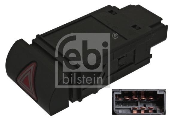Commandes Eclairages / Signalisation/ Essuyage FEBI BILSTEIN 100405 (X1)