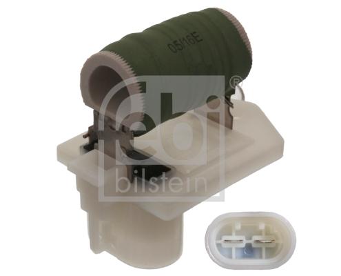 Resistance moteur de ventilateur de chauffage FEBI BILSTEIN 100494 (X1)
