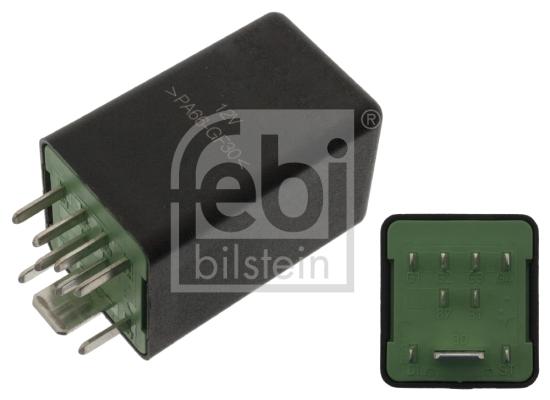 Relais de prechauffage FEBI BILSTEIN 100656 (X1)