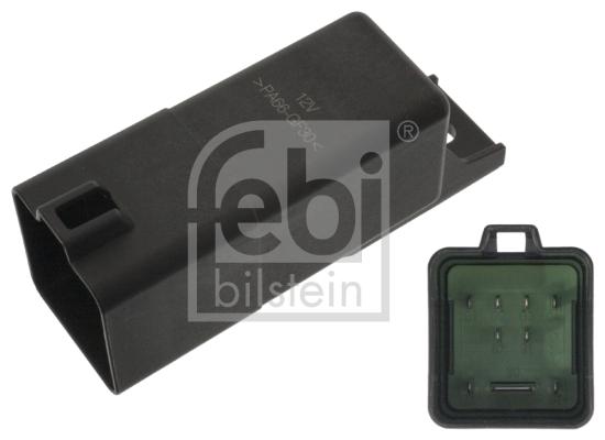 Relais de prechauffage FEBI BILSTEIN 100658 (X1)