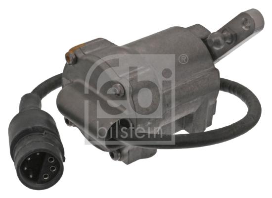 Capteur, position d'accélérateur FEBI BILSTEIN 101003 (X1)