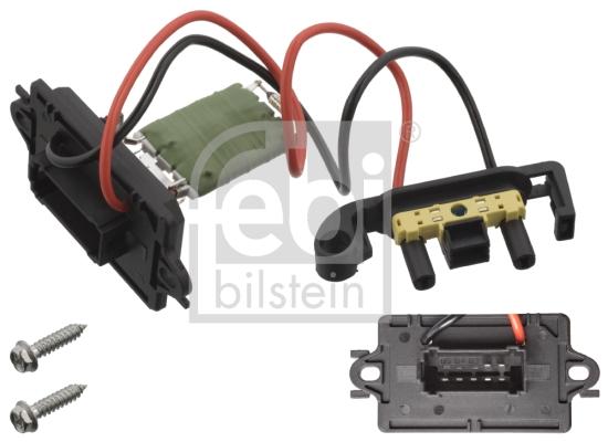 Resistance moteur de ventilateur de chauffage FEBI BILSTEIN 101014 (X1)