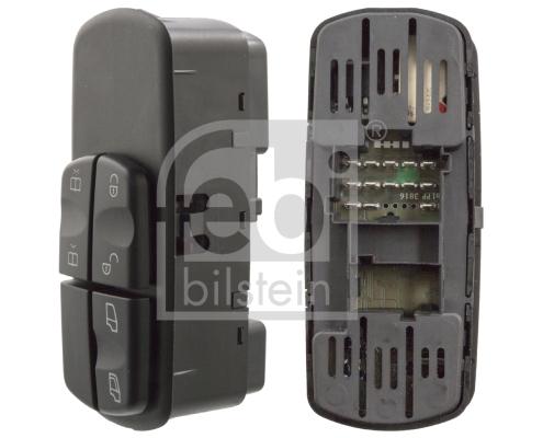 Interrupteur, leve-vitre FEBI BILSTEIN 101687 (X1)