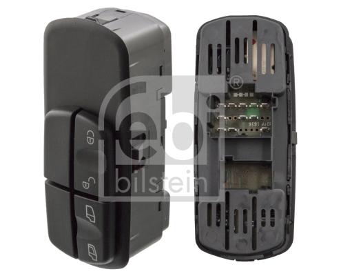 Interrupteur, leve-vitre FEBI BILSTEIN 101842 (X1)