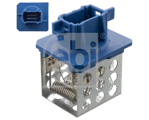 Resistance moteur de ventilateur de chauffage FEBI BILSTEIN 102385 (X1)