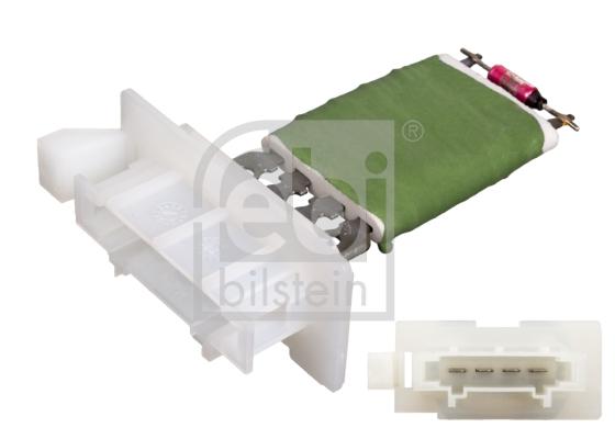 Resistance moteur de ventilateur de chauffage FEBI BILSTEIN 102596 (X1)