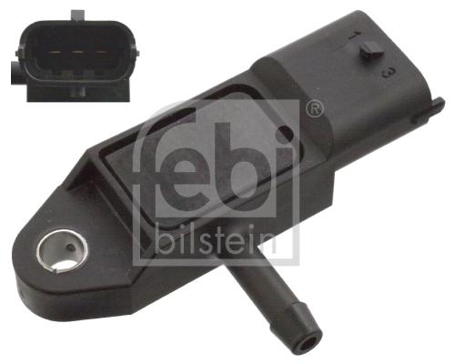 Capteur, pression de suralimentation FEBI BILSTEIN 103635 (X1)