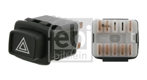Commandes Eclairages / Signalisation/ Essuyage FEBI BILSTEIN 10419 (X1)