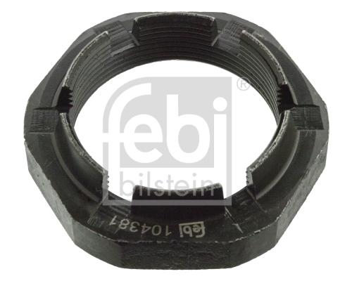 Ecrou d'essieu FEBI BILSTEIN 104381 (X1)