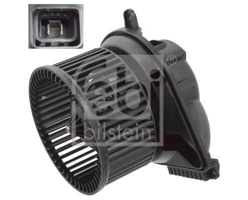 Chauffage et climatisation FEBI BILSTEIN 104793 (X1)