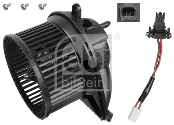 Moteur de ventilateur de chauffage FEBI BILSTEIN 104931 (X1)