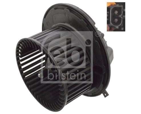 Moteur de ventilateur de chauffage FEBI BILSTEIN 104982 (X1)
