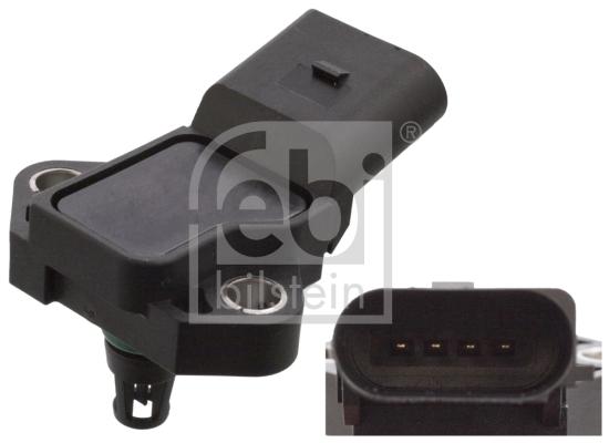 Capteur, pression de suralimentation FEBI BILSTEIN 105744 (X1)