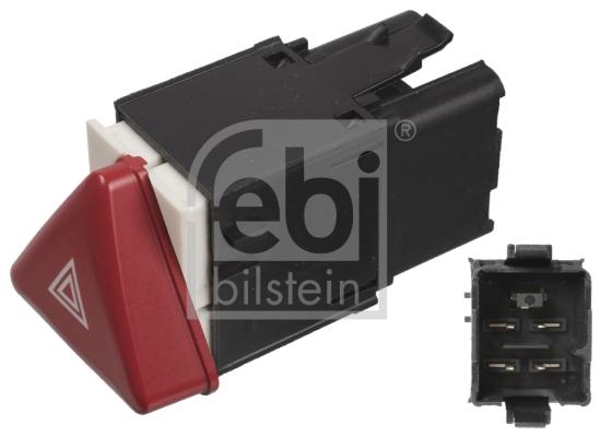 Commandes Eclairages / Signalisation/ Essuyage FEBI BILSTEIN 106239 (X1)