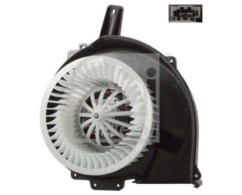 Chauffage et climatisation FEBI BILSTEIN 106285 (X1)