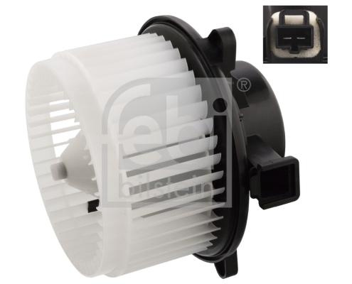 Chauffage et climatisation FEBI BILSTEIN 106286 (X1)