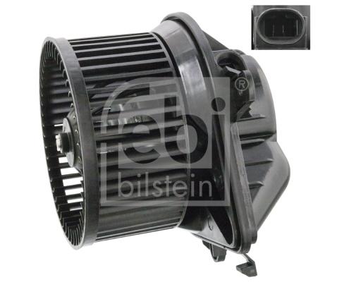 Chauffage et climatisation FEBI BILSTEIN 106313 (X1)
