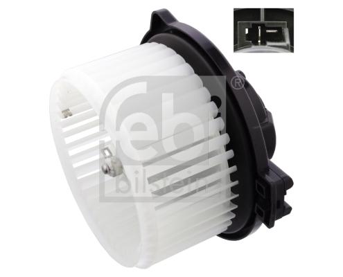 Chauffage et climatisation FEBI BILSTEIN 106360 (X1)