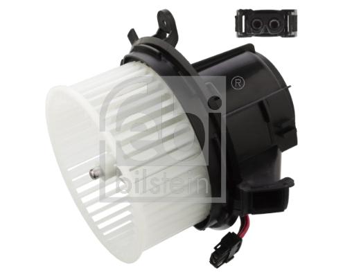 Chauffage et climatisation FEBI BILSTEIN 106361 (X1)