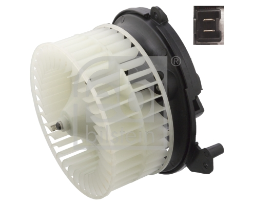 Chauffage et climatisation FEBI BILSTEIN 106362 (X1)
